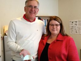 Bill Fores Volunteer of the Year 2015