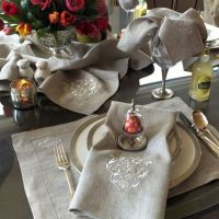 French Inspired Table