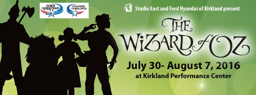 Studio East Wizard of Oz